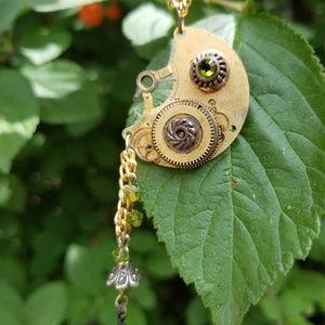 Jewelry - Unique steampunk necklace